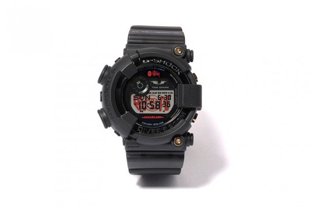 Stussy-Bape-G-Shock-Frogman-Limited-Edition-Casio-watch-1