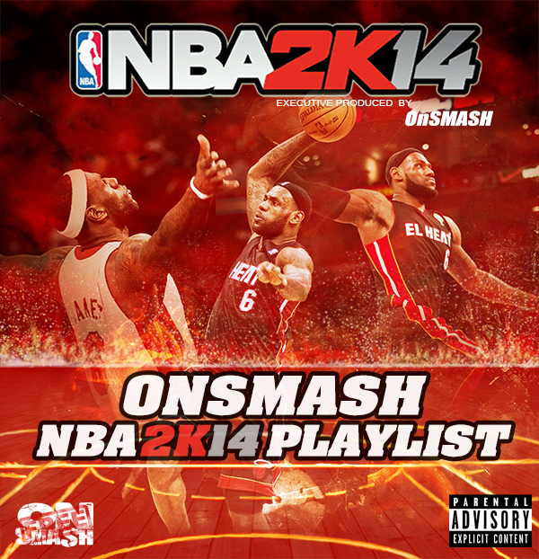 NBA 2K14 Playlist