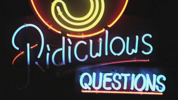 3ridiculousquestions