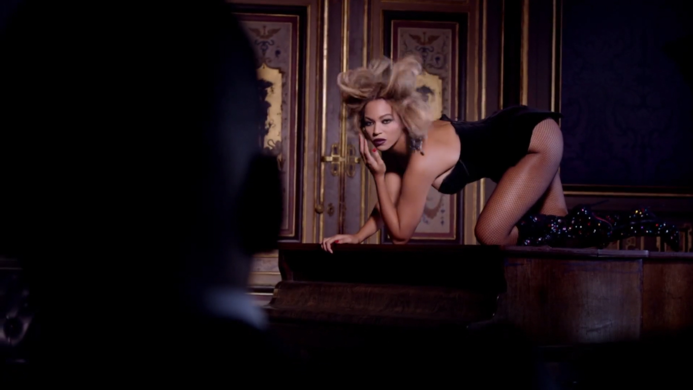 Beyonce-Partitionvid