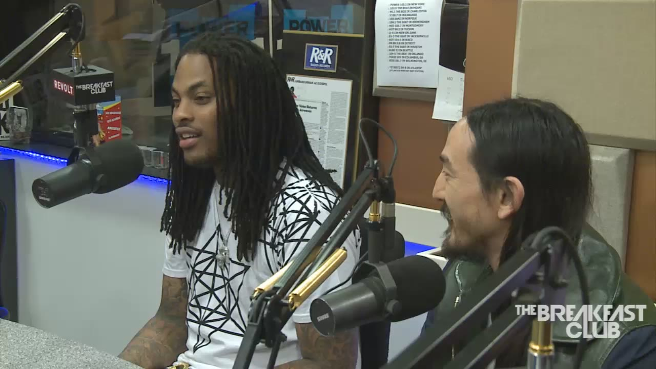 waka-flocka-flame-steve-aoki-interview-with-the-breakfast-club