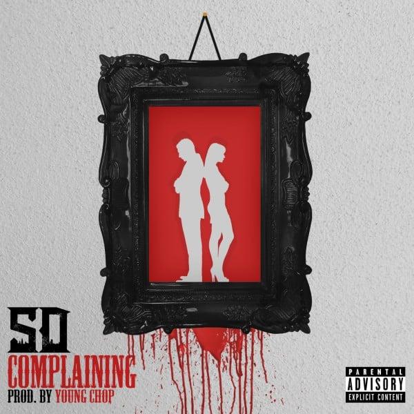 complaining