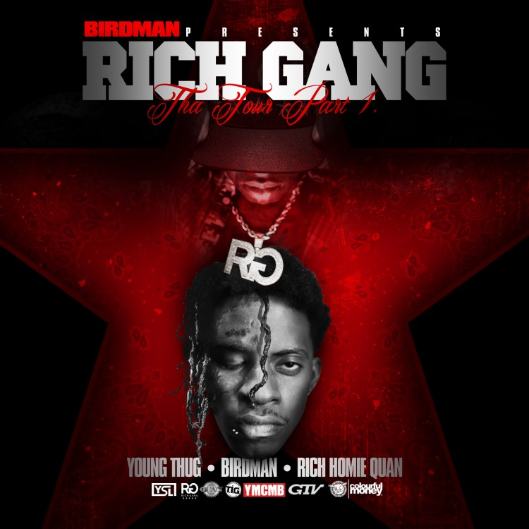 RichGangTour
