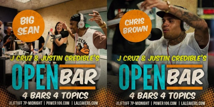 BigSean-ChrisBrown-OpenBarFreestyle