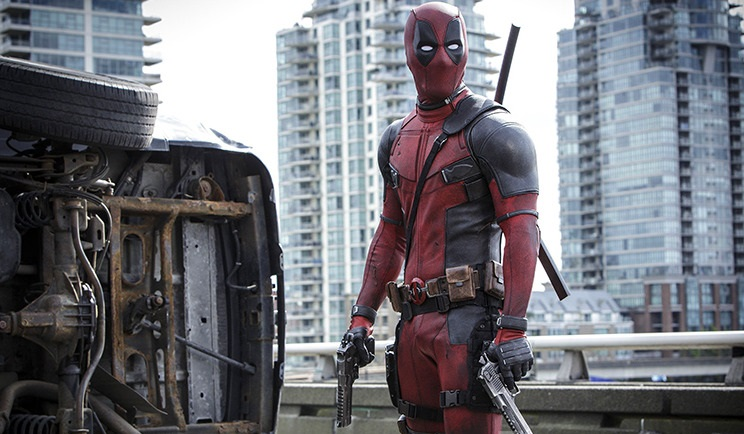 "Marvel Entertainment Premieres Their R-Rated ""Deadpool"" Movie Trailer 
