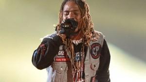 Fetty Wap - Again (Live the 2016 iHeartRadio Music Awards)
