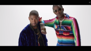 Usher - No Limit (ft. Young Thug)
