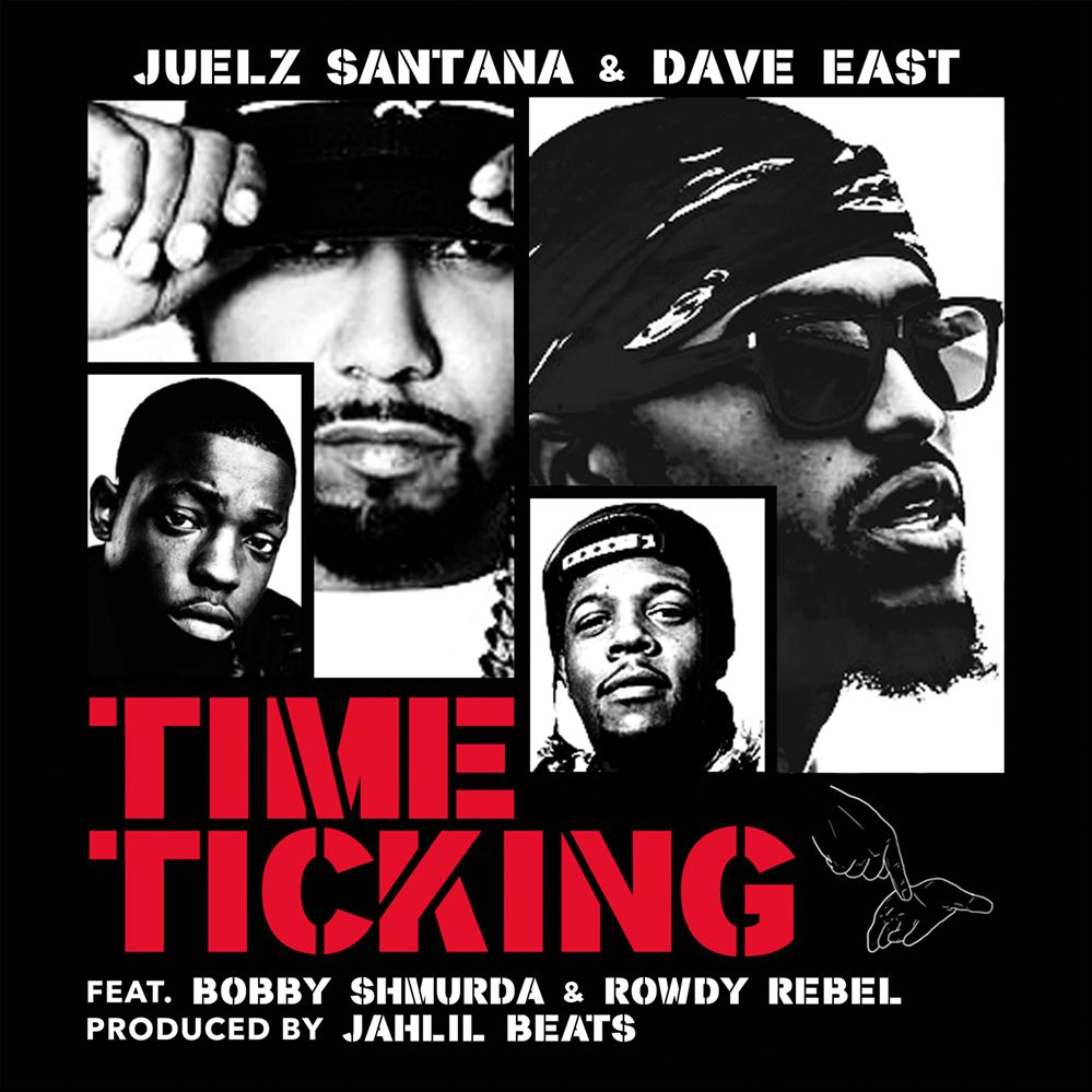juelz-santana-dave-east-time-ticking-new-song