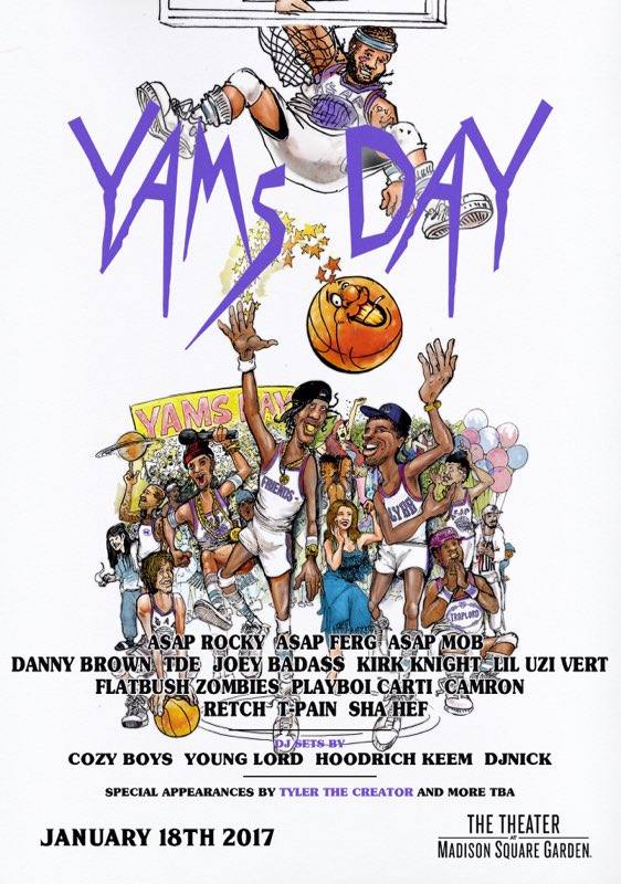 yamsday