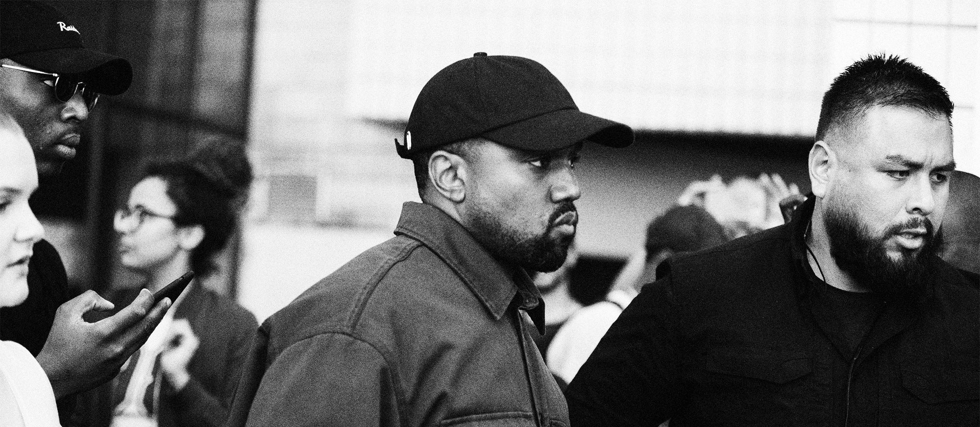 Kanye West - Brothers (feat. Charlie Wilson)