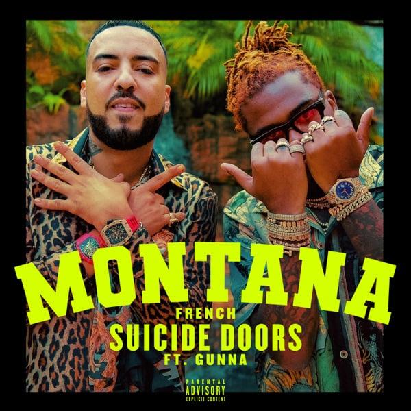 French Montana - Suicide Doors (feat. Gunna)
