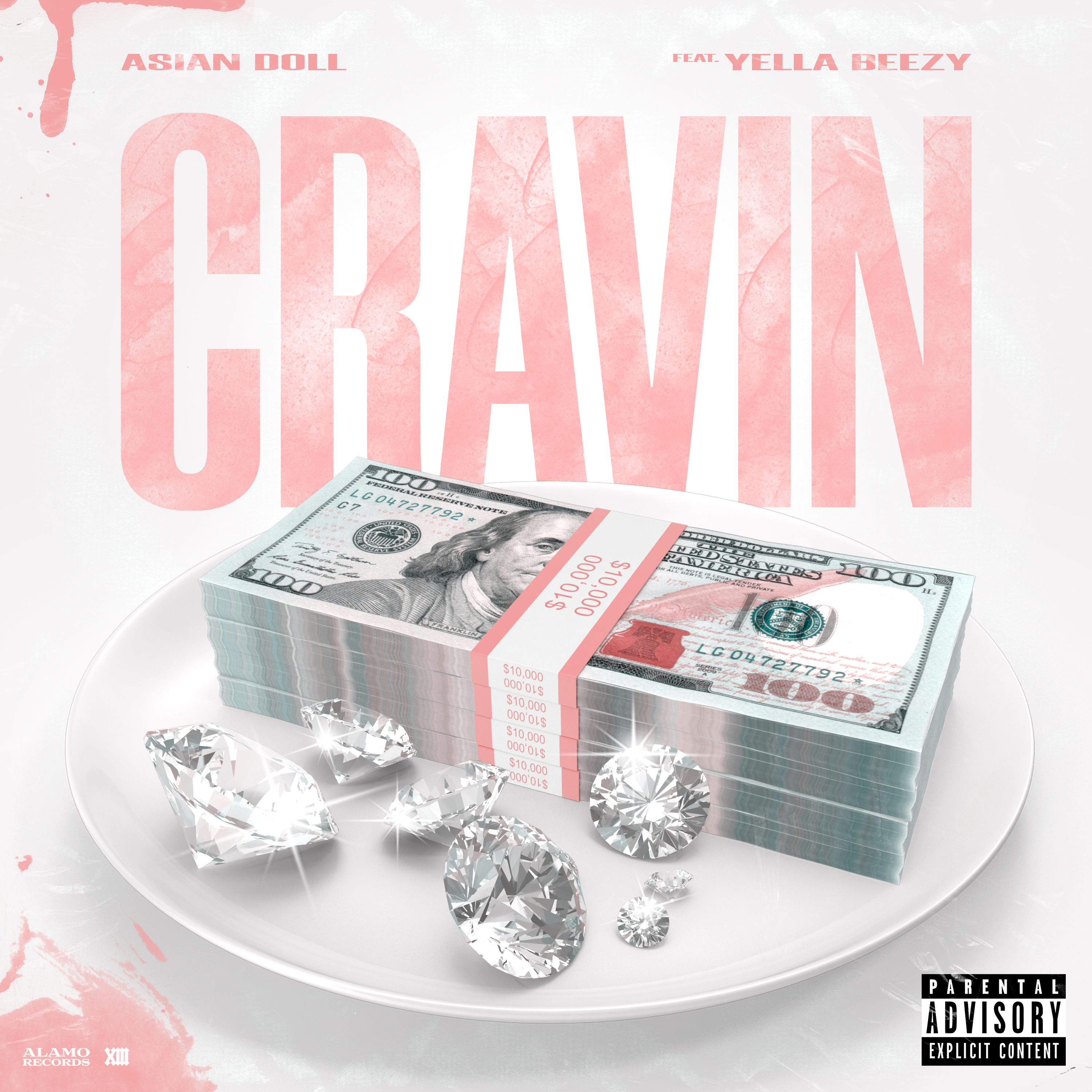 Asian Doll - Cravin (feat. Yella Beezy)