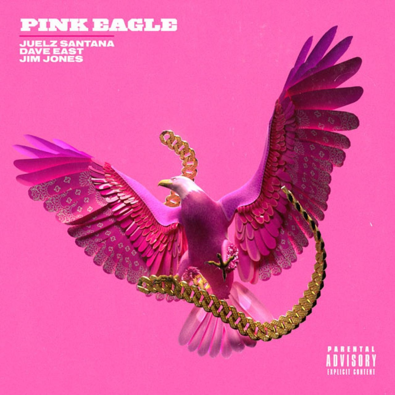 Juelz Santana - Pink Eagle (ft. Jim Jones & Dave East)