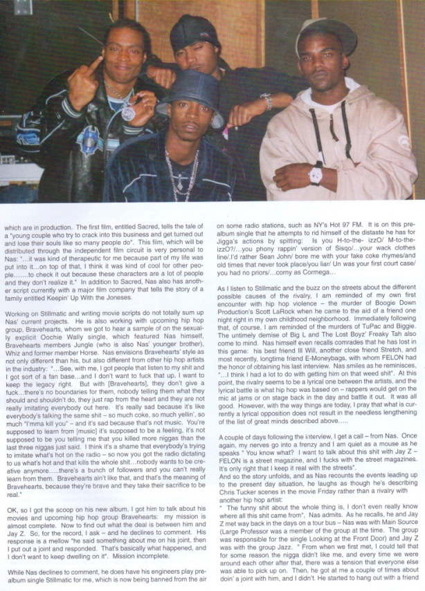 Jay-Z vs. DMX Issues Explained