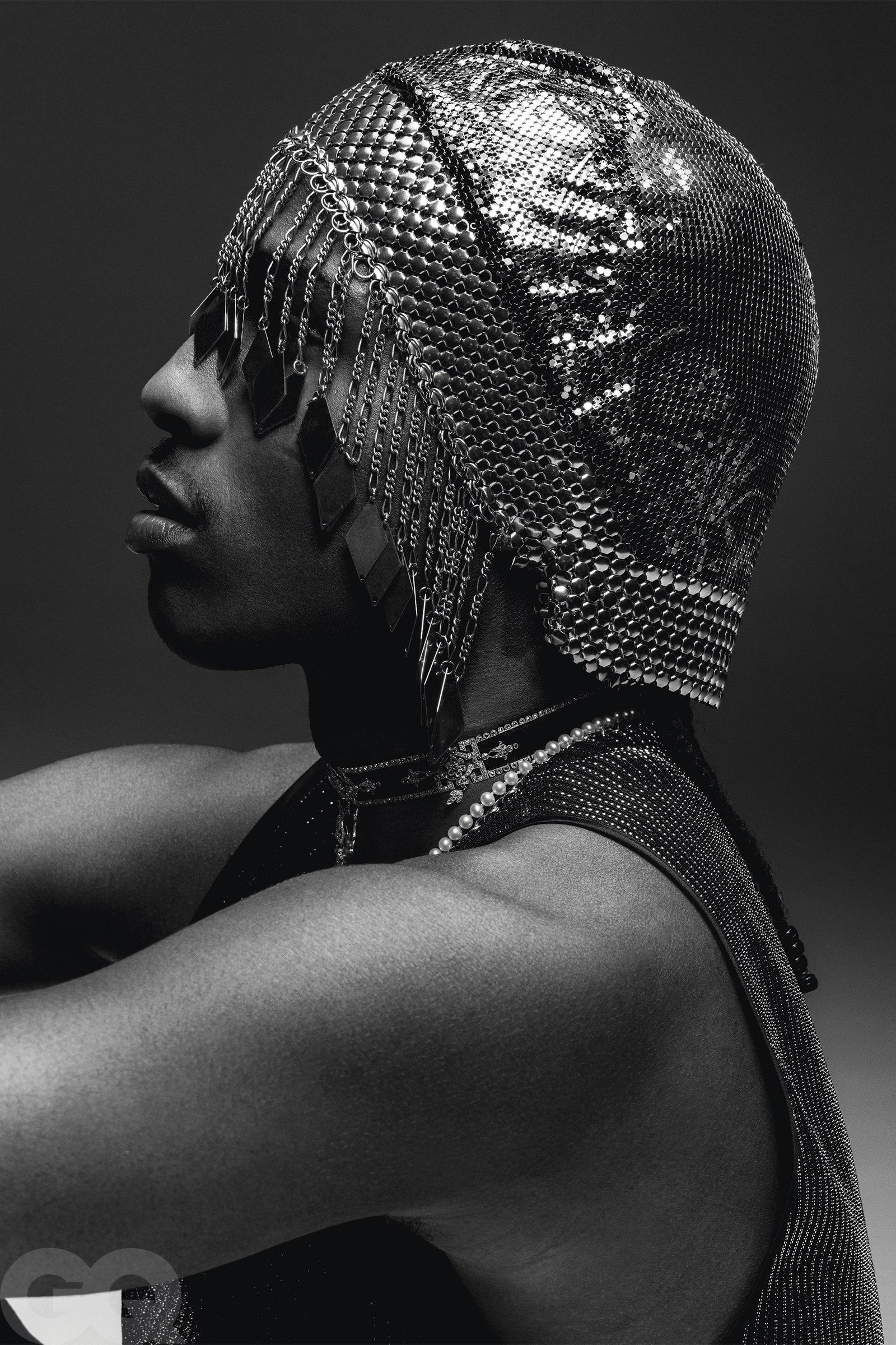 ASAP Rocky All Smiles Album Rihanna GQ Story