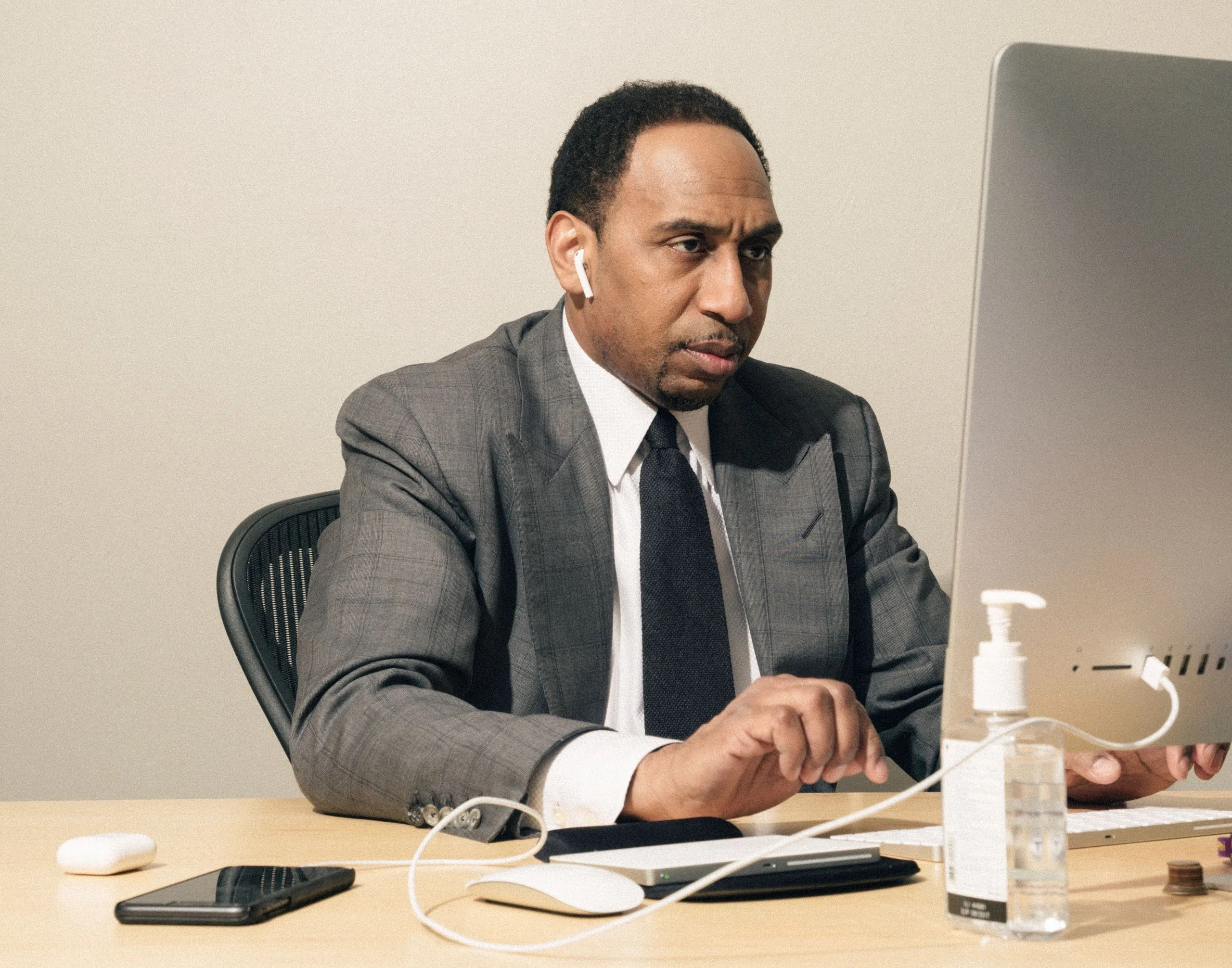 Stephen A. Smith Had Max Kellerman Removed First Take