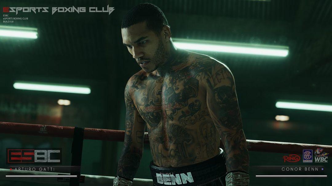 ESBC Boxing Gameplay Reveal Tyson Fury Video