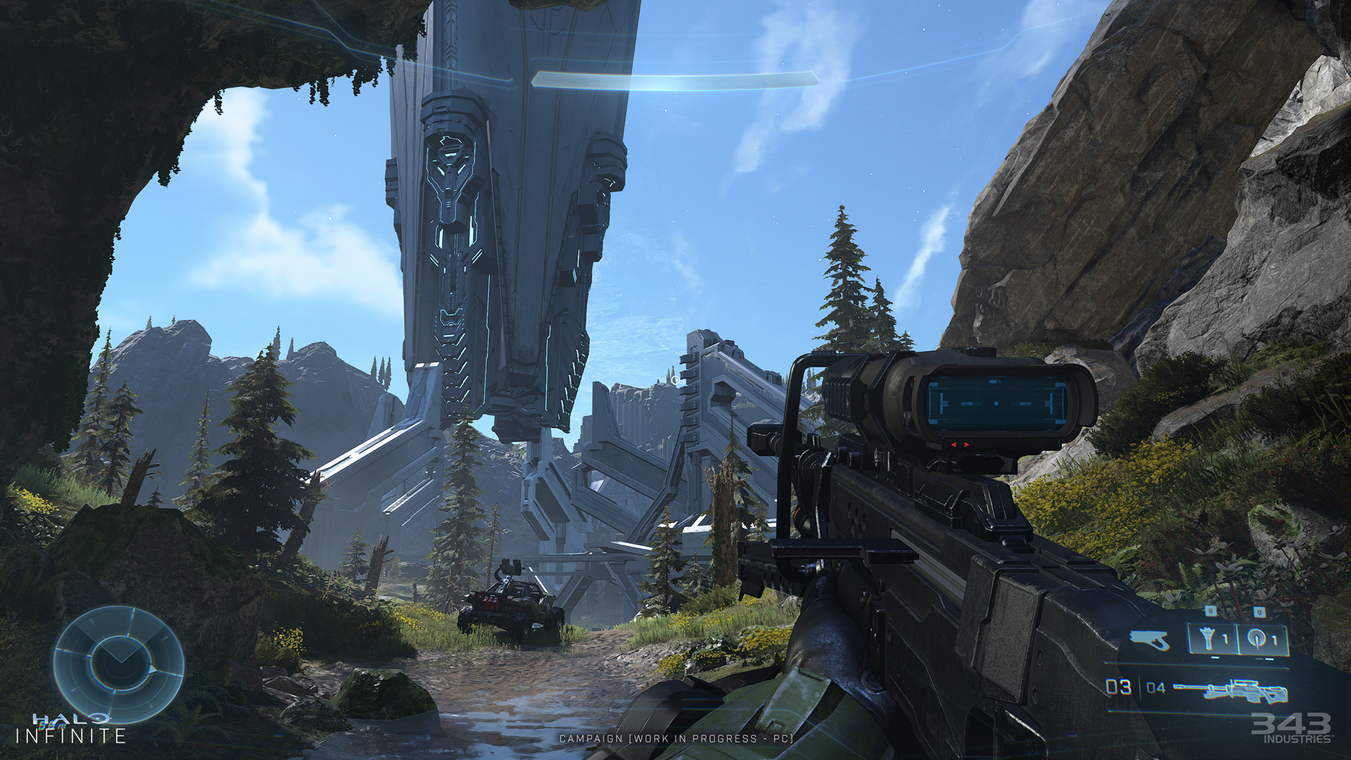 Halo Infinite Official Release Date December 2021