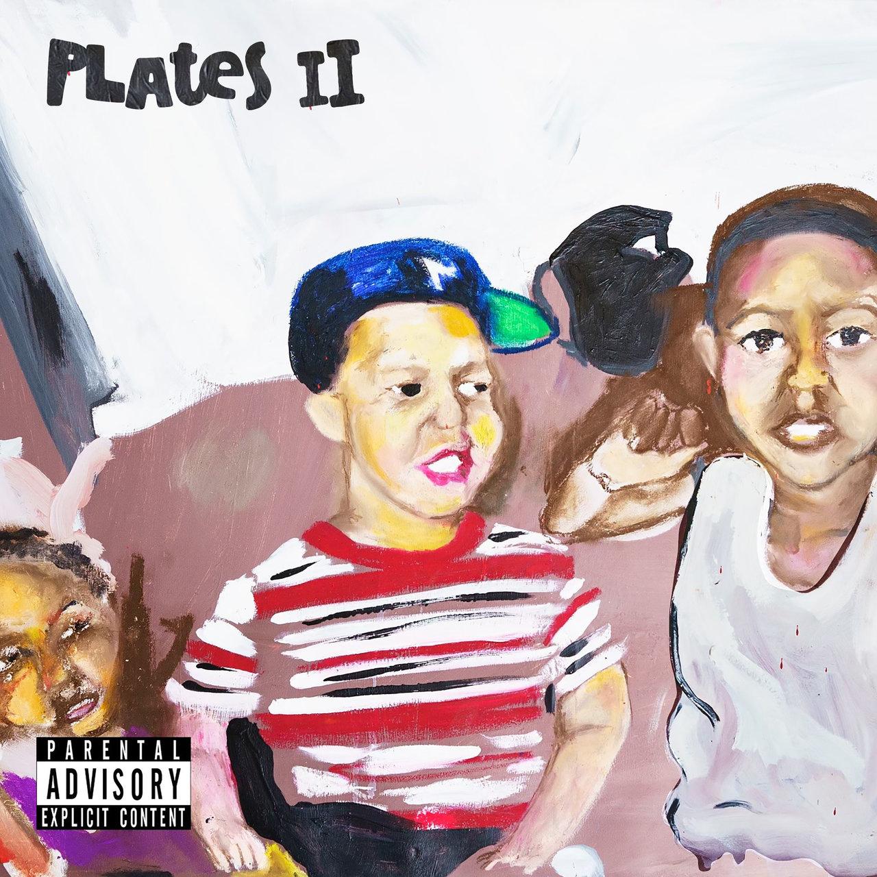Rick Hyde 'Plates 2' Album