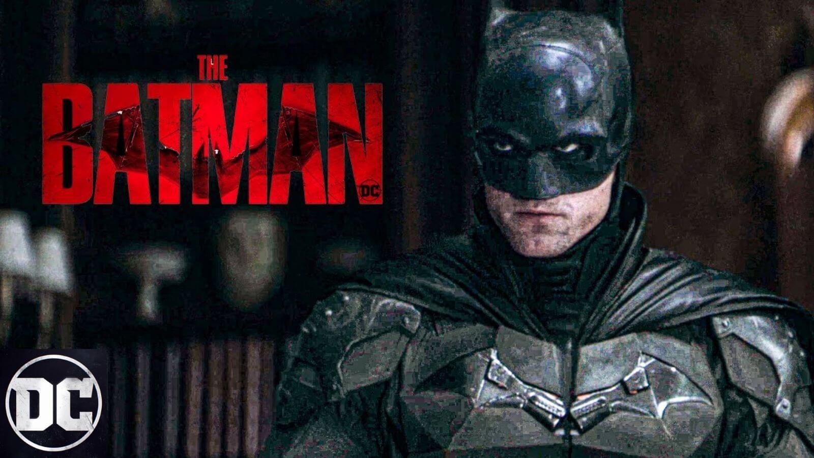 The Batman CinemaCon Trailer Video