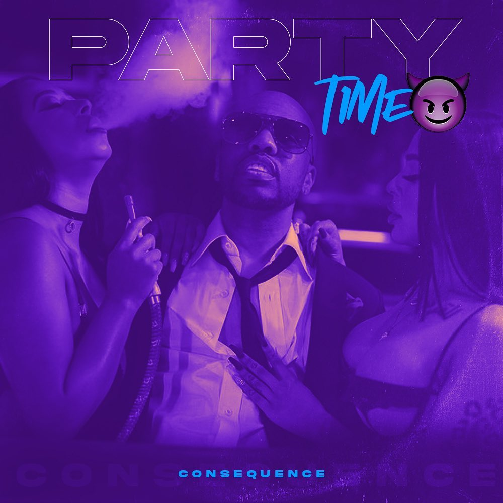 Consequence 'Party Time' Drake Diss Song