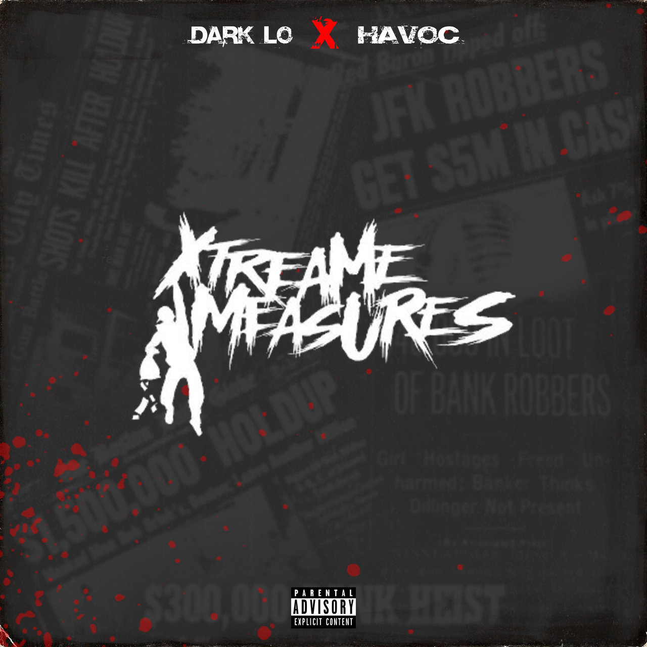 Dark Lo, Havoc 'Extreme Measures' Album