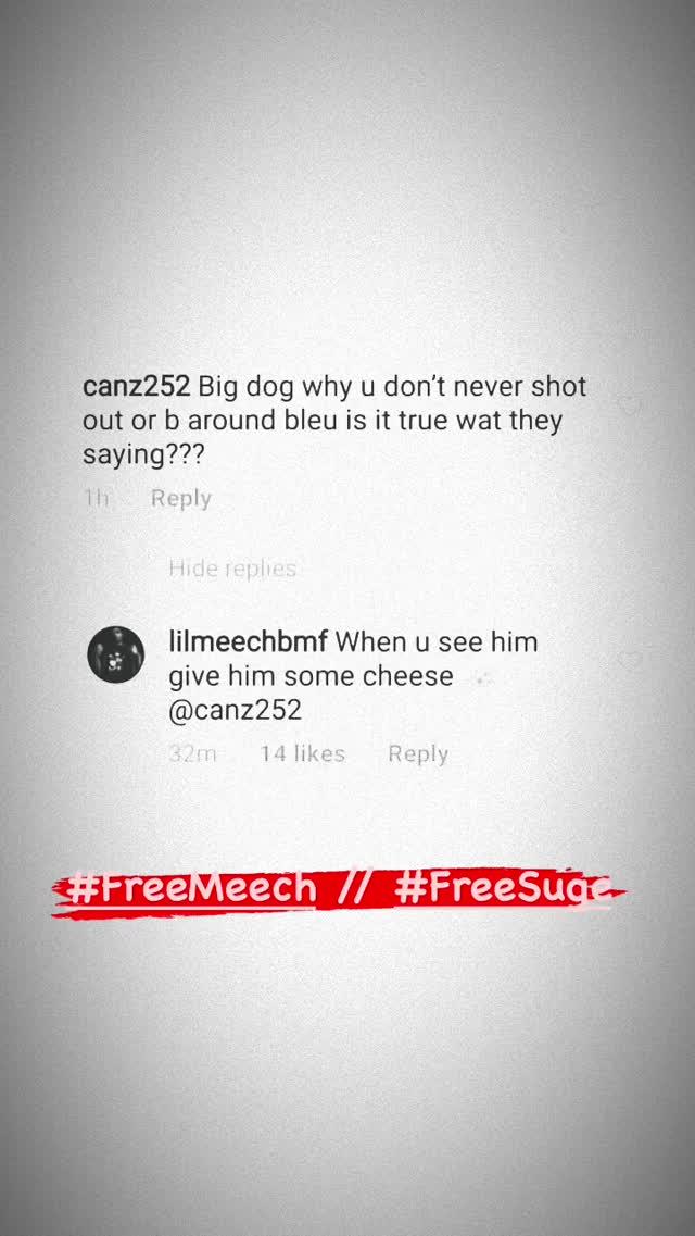 Lil Meech Responds Bleu Davinci Dissing Big Meech, 50 Cent