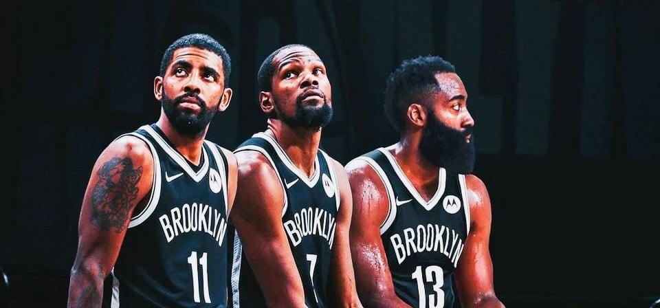 Kyrie Irving Playing Brooklyn 2022 NBA Season