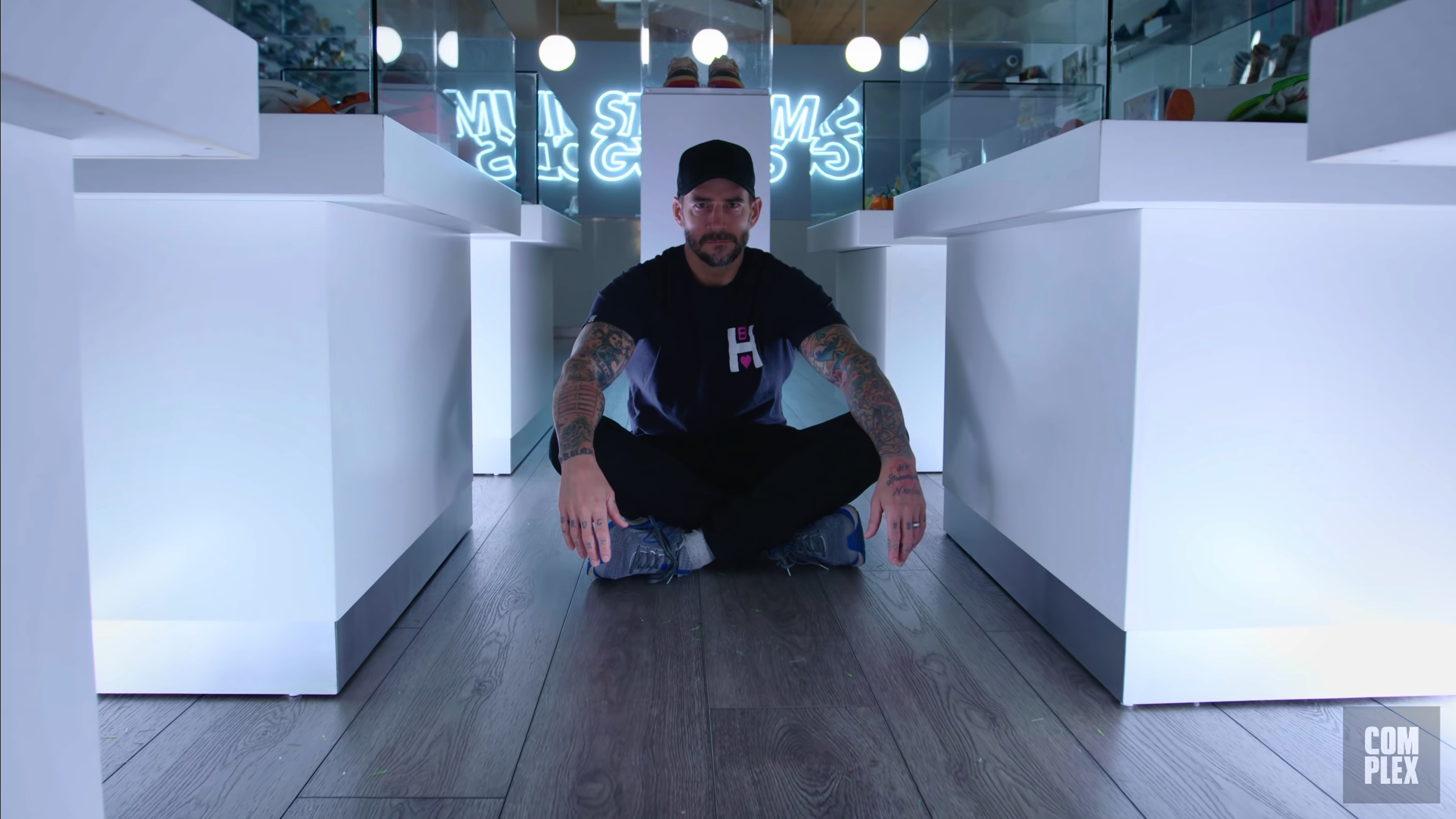 CM Punk Goes Sneaker Shopping with Complex