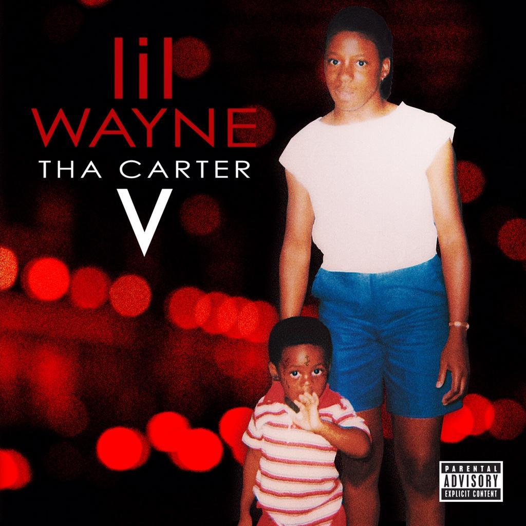 thacarterv Lil' Wayne Has a Collab with XXXTentacion for Tha Carter V
